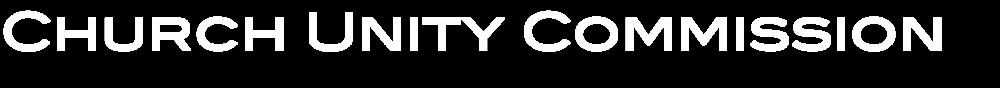 Church Unity Commission